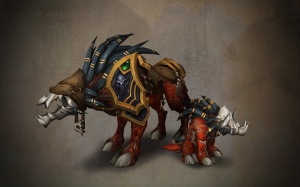 Alternative mount reward suggestion - Illidari Felstalker