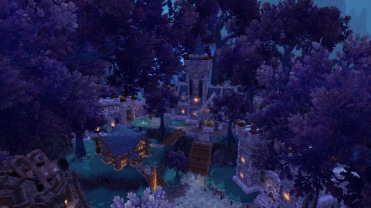 The inn glows with such warmth - so inviting!