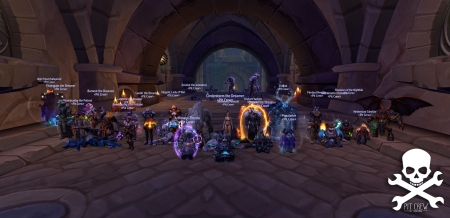 Pit Crew beginnings - starting out in Nighthold