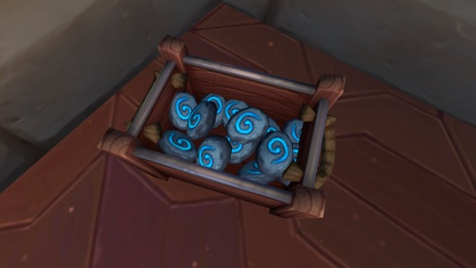 Spare hearthstones galore!