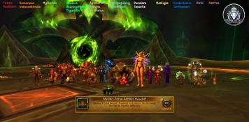 Mythic Portal Keeper Hasabel