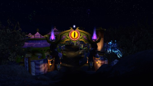 Dark moon Faire looks hella creepy (and awesome!!)