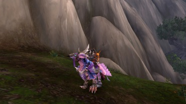 Long-forgotten hippogryph