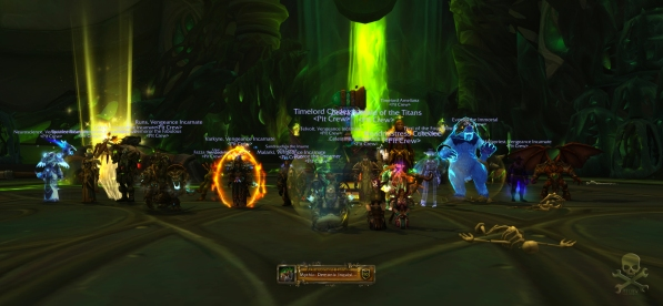 Mythic Demonic Inquisition