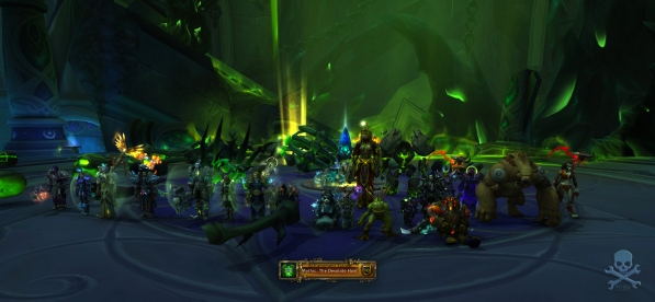 Mythic Desolate Host