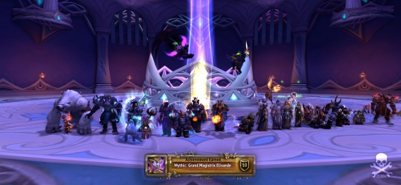Mythic Grand Magistrix Elisande
