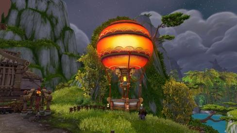 Spring balloon festival