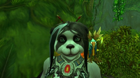 Hatching of the hippogryphs