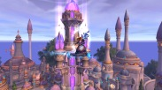 Frost mage class mount
