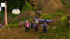The Great Gnomeregan Race!